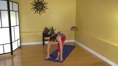 Cours de yoga de 10 minutes pour brûler les graisses avec MARYSE LEHOUX