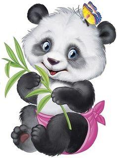 Round drill diamond embroidery diy diamond painting cross stitch kits mosaic pattern flower animal picture home decor gift Cartoon Panda, Cartoon Pics, Cute Cartoon, Cute Images, Cute Pictures, Panda Wallpapers, Cute Clipart, Cute Panda, Cross Paintings