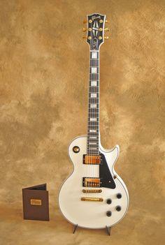 2012 Gibson Les Paul Custom Alpine White with Custom Shop Case UNPLAYED Unused | eBay
