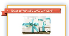 Enter to Win a $50 QVC Gift Card | Bethenny.com