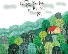 """""""Todo Cabe en un Jarrito"""", de Laura Devetach, Ediciones SM. Trabajamos muy duro con Silvia Lanteri y Laura Leibiker para lograr..."""