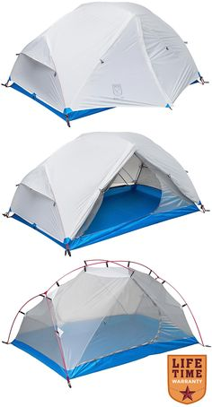 Paria Outdoor Products Zion Lightweight Tent and Footprint - Perfect for Backpacking, Kayaking, Camping and Bikepacking Lightweight Tent, Ultralight Backpacking, Tent Camping, Tents, Pitch, The Great Outdoors, Kayaking, Outdoor Gear, Kayaks