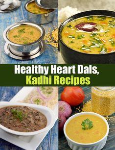 स्वस्थ्य हार्ट संबंधित दाल और कढ़ी रेसिपी, Heart Dal Kadhi Recipes in Hindi Heart Healthy Vegetarian Recipes, Healthy Snacks, Healthy Eating, Healthy Heart, Breakfast Healthy, Healthy Smoothies, Healthy Life, Curry Recipes, Diet Recipes