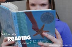 Summer Reading for Kids- make it fun! i like the 100 books for the summer reading goal, then have a reward party