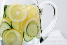 Cómo preparar agua de pepino en casa