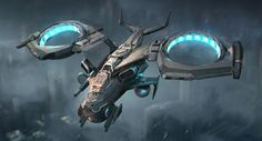 ArtStation - Vtol Drone, Luc Fontenoy - Miriam Andrews Photo Page Spaceship Art, Spaceship Design, Concept Ships, Concept Art, Batman Concept, Muse Drones, Me262, Starship Concept, Sci Fi Spaceships