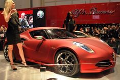 Will definitely save up for one of these if it goes into production - Maserati gearing up to produce Alfa 4C, new sedan in Italy