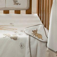 Disney Dearest Bambi Cuddle Robe - I found Bambi nursery stuff! In the UK >.