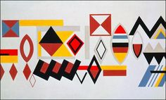 Espacillimité Artist: Nadir Afonso Completion Date: 1957 Style: Abstract Art Genre: abstract
