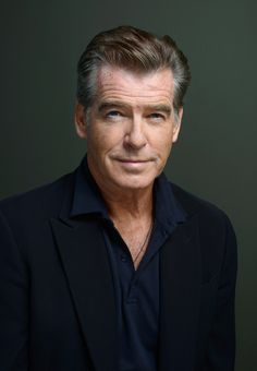 Pierce Brosnan Photos - Actor Pierce Brosnan of 'Love Punch' poses at the Guess Portrait Studio during 2013 Toronto International Film Festival on September 2013 in Toronto, Canada. - 'Love Punch' Portraits in Toronto Corporate Portrait, Business Portrait, First James Bond Movie, Headshot Poses, Ivy League Style, Pierce Brosnan, Poses For Men, Model Face, Handsome Actors