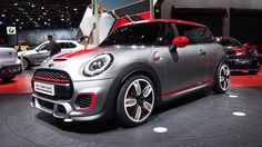 New Mini Cooper Concept - App for your MINI http://Carwarninglight.com