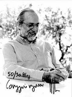 "Renzo Piano sostiene ""50/30 Blog"""