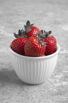 Celebrate National Strawberry Month with new recipes via @catherine gruntman McCord and chef Brian Malarkey -- PLUS a #StrawberryRed digital camera giveaway!