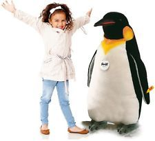 Check This Out! 2ft 11 (90cm) Steiff Studio King Penguin #OnSale #Discount #Shopping #AddMe #FollowMe #BestPins