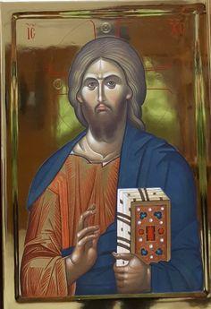 Orthodox Icons, Jesus Christ, Lord, Baseball Cards, Teacher, Icons, Professor, Teachers