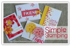 Simple Stamping July 2015 featuring Little Letter Alphabet thinlits, You're the best set, Dotty Angles and Friendly Wishes with other Big Shot and punch projects.