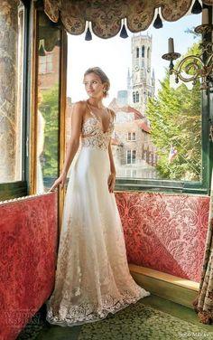 Solo Merav 2016 Wedding Dress