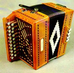 accordeon diatonique