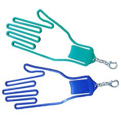 1pcs Golf Glove Dryer Hanger Stretcher Expander Shaper Plastic Sports #un
