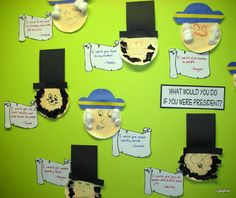 Tippytoe Crafts: Presidents' Day Crafts