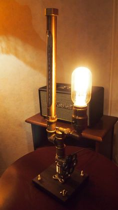 Lamps I've made myself, mostly from used and recycled parts. www.facebook.com/Madbert