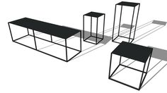 "Large preview of 3D Model of Table AM/PM ""Romy"""