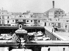 Mercado de Abastos. 1850. Juan Daura Jover
