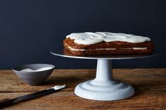 Best-of-Both-Worlds Vegan Carrot Cake on Food52