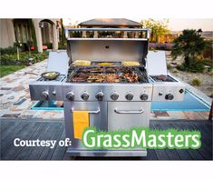 Grassmasters Grill into Summer Giveaway