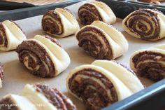 Sweet Bakery, Doughnut, Cookies, Chocolate, Baking, Recipes, Buns, Food, Polish