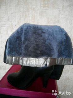 Натуральные зимние сапоги — фотография №2