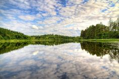 Castle Lake, Bailieborough, Co. Cavan - Photo: Martin Sheridan