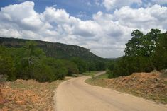 4) You can't pass up the Willow City Loop in Fredericksburg if you love winding, scenic routes lined with wildflowers!