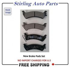 True Ceramic Top Quality Low Dust Brake Pads Fits Jeep Grand Cherokee Rear D666 Stirling Auto Parts – New Car Parts and Performance Auto Parts Shop Prime Choice Auto Parts for factory direct, best quality, big discount and lowest prices. Free shipping service is provided in Canada and USA.