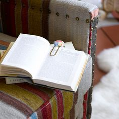 Sit down with a good book