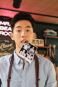 "Nam Joo Hyuk Is the Next Actor Lined Up for ""Moon Lovers"" Sung Joon, Lee Sung Kyung, Korean Star, Korean Men, Jong Hyuk, Lee Jong Suk, Asian Actors, Korean Actors, Nam Joo Hyuk Cute"