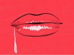 """Lips"" by Laura Dumitru."