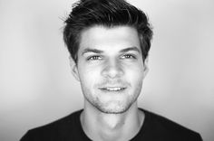 This is Jim Chapman.  I don't personally know him, but he has to be the sweetest, kindest, funniest guy out there.  I strongly suggest you check out his YouTube channel.