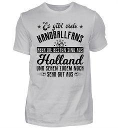 Handball T-Shirt - Augsburg Holland, Basic Shirts, T Shirts For Women, Mens Tops, Tennis, Portugal, Motorsport, Gifts, Biathlon
