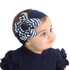 Galería Bebes | Los Moños de Mariana Diy Baby Headbands, Diy Hair Bows, Diy Headband, Baby Bows, Baby Girl Hair Accessories, Girls Hair Accessories, Baby Hair Bands, Baby Gallery, Baby Turban