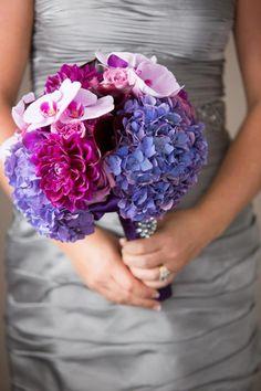 Wedding bouquet - Flower Towne design