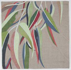Eucalyptus Colour Study 4 / Ruth de Vos