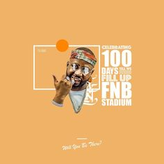 """13.5k Likes, 326 Comments - Refiloe Phoolo 🇿🇦 (@casspernyovest) on Instagram: """"100 days till we make history!!!! Will you be there??? Amongst the 75 000 people!!! Will you???…"""""""