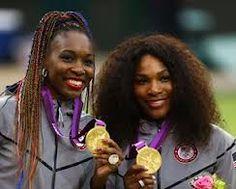 The Williams Sisters, Venus & Serina