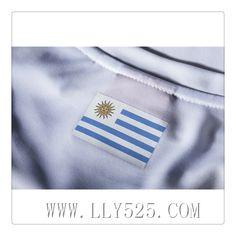 Destockage Maillot Uruguay Coupe Du Monde 2014 Extérieur personnalisable,maillot de foot moins cher,lly.525.com