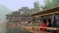 Feng Huang Town - China  - Lonely Planet travel video