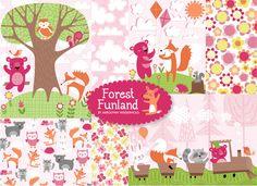 Forest Funland GirlbyArrolynn Weiderhold