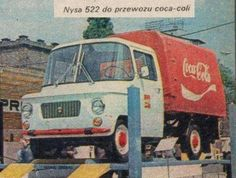 FSD NYSA 521 (PL) Car Pictures, Car Pics, Car Polish, Commercial Vehicle, Cars And Motorcycles, Coca Cola, Classic Cars, Trucks, Vehicles