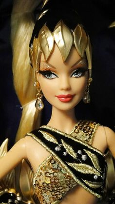 Barbie: Golden Legacy by Bob Mackie | Flickr - Photo Sharing!