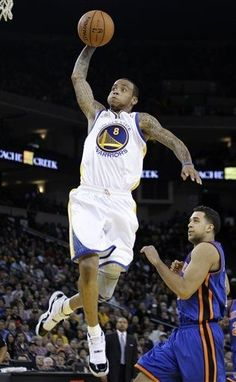 Monta Ellis and the GS Warriors proved they could handle their own without  star Stephen Curry 2be998827